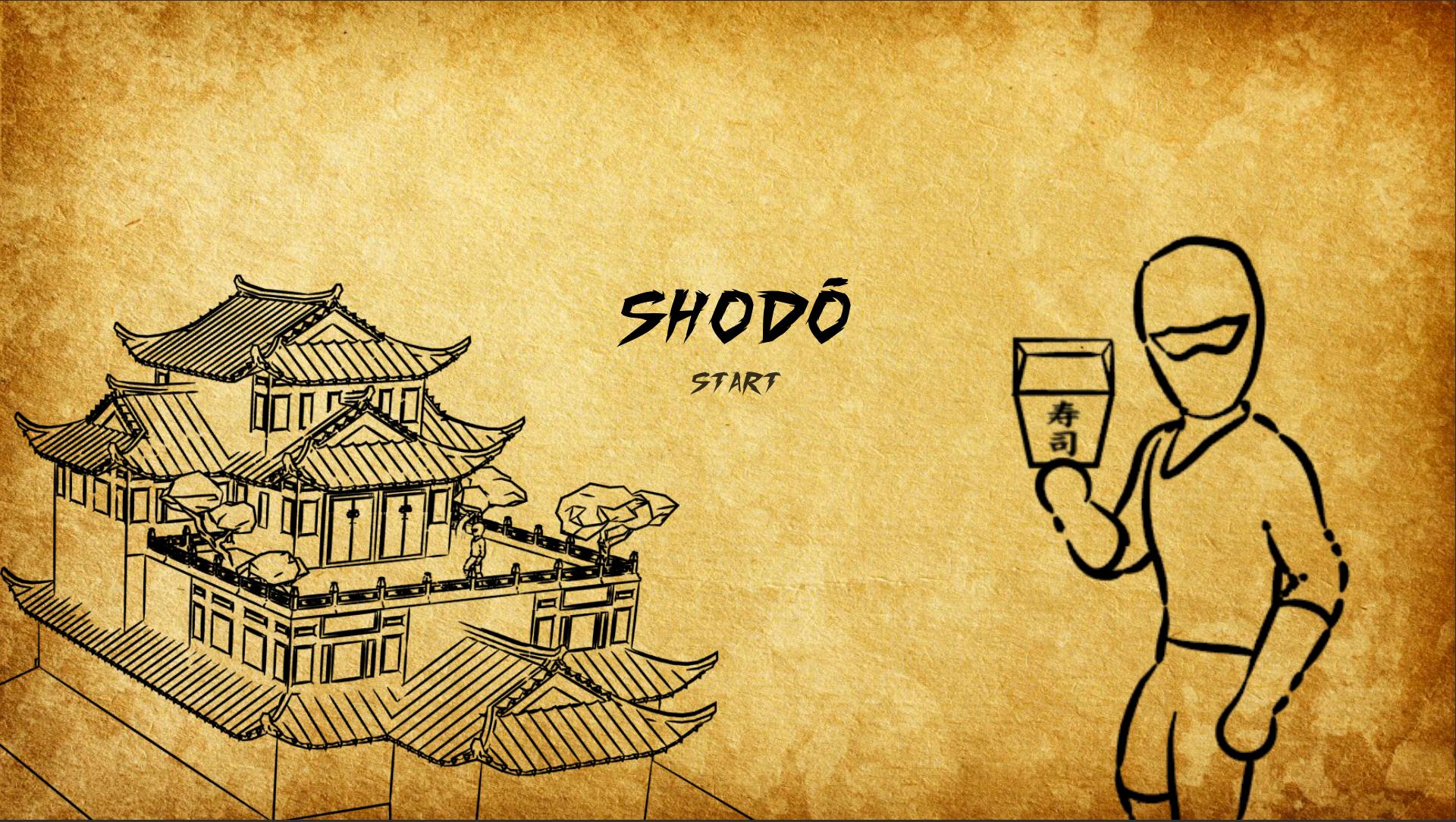 Shodo game