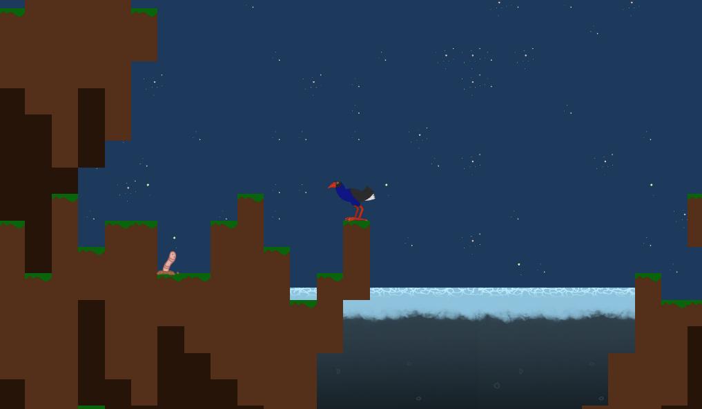 Bird Quest game